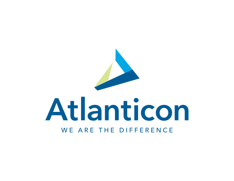 Atlanticon logo. Atlanticon: we are the difference.
